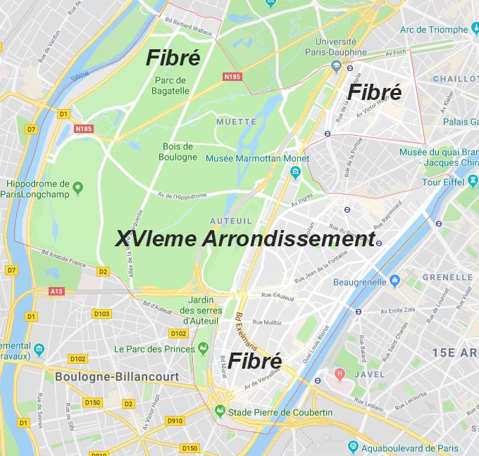 image fibre 75016 paris couverture